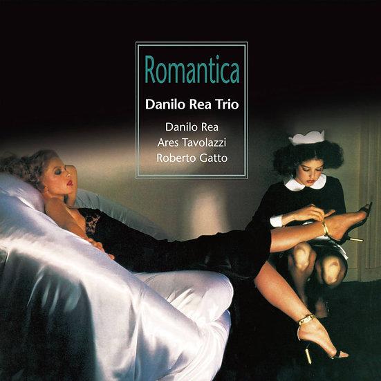 丹尼洛.雷依三重奏:羅曼史 Danilo Rea Trio: Romantica (CD) 【Venus】