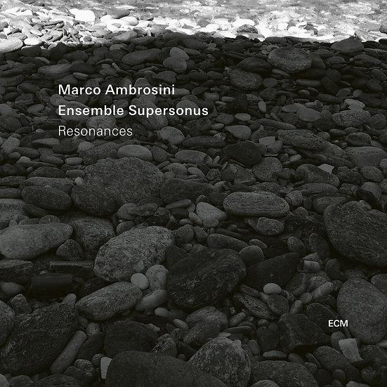 Marco Ambrosini / Ensemble Supersonus: Resonances (CD) 【ECM】
