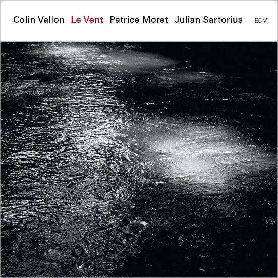 科林.瓦倫三重奏:微風 Colin Vallon Trio: Le Vent (CD) 【ECM】