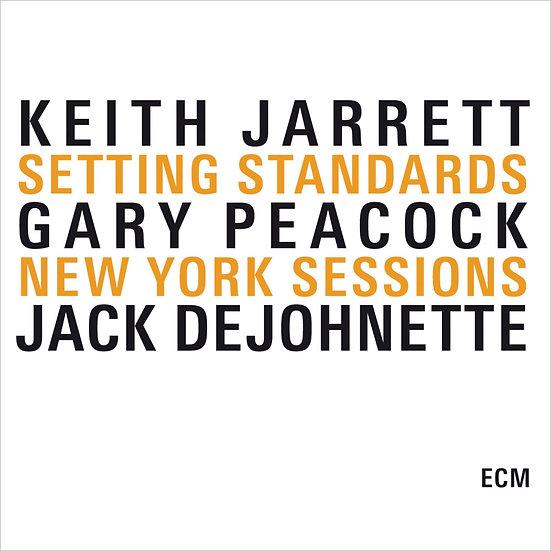 奇斯.傑瑞特三重奏 Keith Jarrett Trio: Setting Standard (3CD) 【ECM】