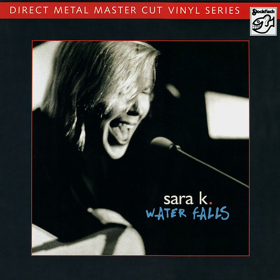 莎拉K.:下雨 Sara K.: Water Falls (2 Vinyl LP) 【Stockfisch】