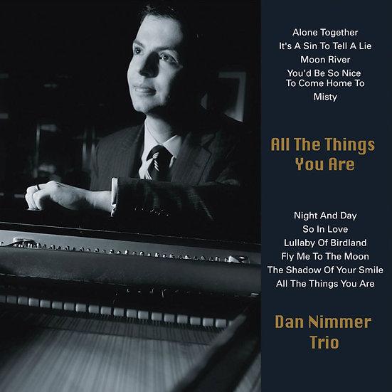 丹.尼默三重奏:一切全是你 Dan Nimmer Trio: All The Things You Are (CD) 【Venus】