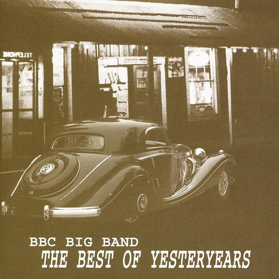 搖擺年代-紅色搖擺 BBC Big Band: The Best of Yesteryears II (CD)