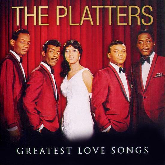 五黑寶:偉大情歌精選 The Platters: Greatest Love Songs (2CD) 【Evosound】
