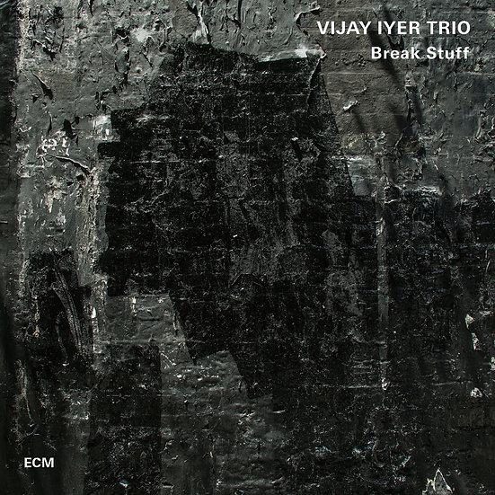 維杰.艾耶三重奏:打破現狀 Vijay Iyer Trio: Break Stuff (CD) 【ECM】