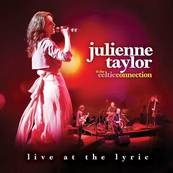 茱麗安妮.泰勒:感動Live版 Julienne Taylor: Live at the Lyric (CD) 【Evosound】