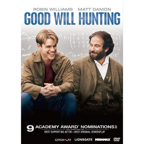 心靈捕手 Good Will Hunting (DVD)