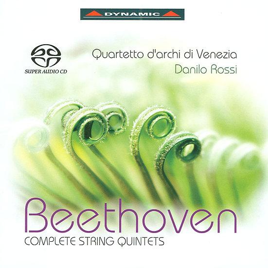 貝多芬:弦樂五重奏全集 Beethoven: Complete String Quintets (2SACD)【Dynamic】