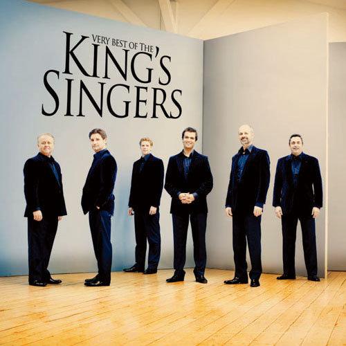 國王歌手合唱團:超級精選 King's Singers: Very Best Of (2CD) 【Evosound】