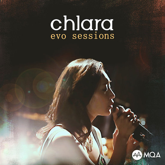 卡兒:evo現場 Chlara: evo sessions (MQA CD) 【Evosound】