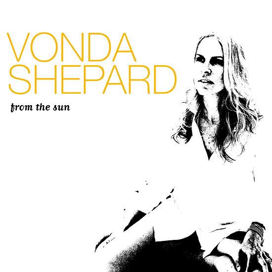 芳達夏普:烈日驕陽 Vonda Shepard: From the Sun (CD)【PanShot Records GbR】