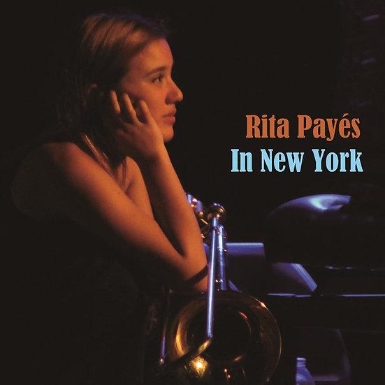 莉塔.帕耶斯:紐約情未了 Rita Payés: In New York (Vinyl LP) 【Venus】