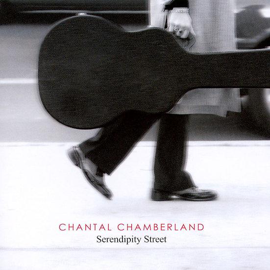 香朵:驚喜街頭 Chantal Chamberland: Serendipity Street (CD) 【Evosound】
