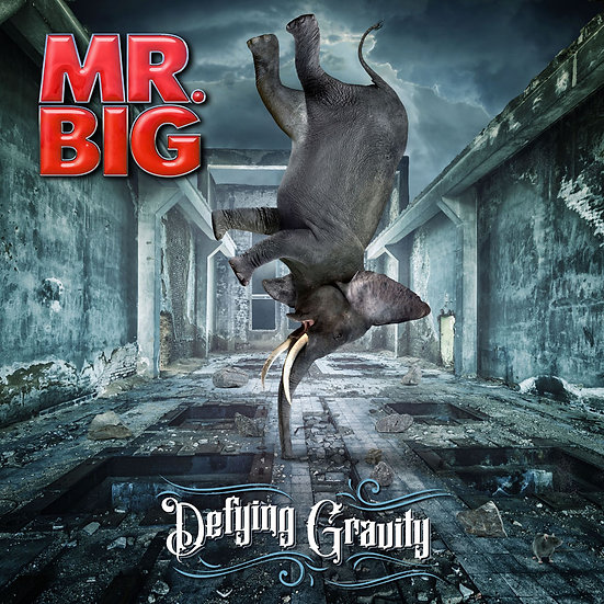 大人物合唱團:抵抗萬力 Mr. Big: Defying Gravity (CD+DVD) 【Evosound】