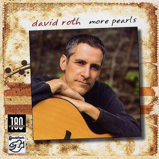 大衛.羅斯:珠玉再現 David Roth: More Pearls (Vinyl LP) 【Stockfisch】