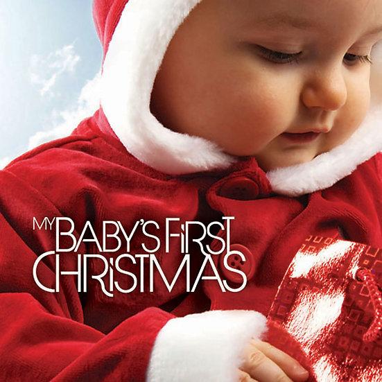 親親寶貝的第一次耶誕 Evokids: My Baby's First Christmas (CD) 【Evosound】