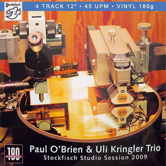 保羅.歐布里恩&Uli Kringler Trio:老虎魚現場 (Vinyl LP)【Stockfisch】