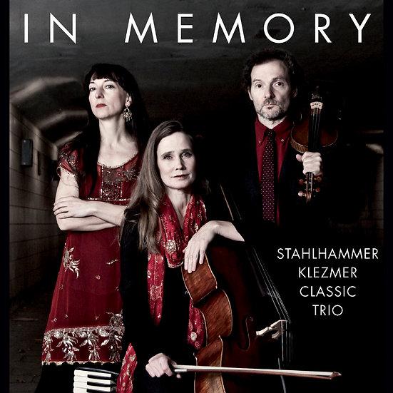 斯達爾哈瑪克萊茲默古典三重奏:祖父的小提琴 Stahlhammer Klezmer Classic Trio: In Memory (CD)
