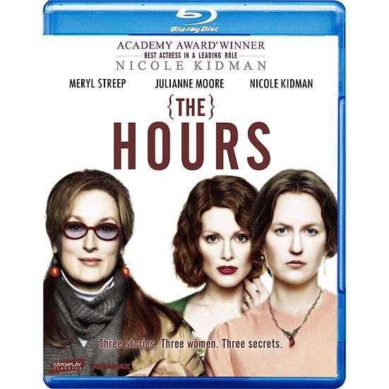 時時刻刻 The Hours (藍光Blu-ray)