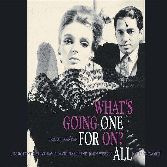 「我為人人」樂團:怎麼了? One For All: What's Going On? (CD) 【Venus】