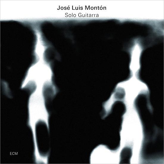 José Luis Montón:西班牙吉他獨奏曲 Solo Guitarra (CD) 【ECM】
