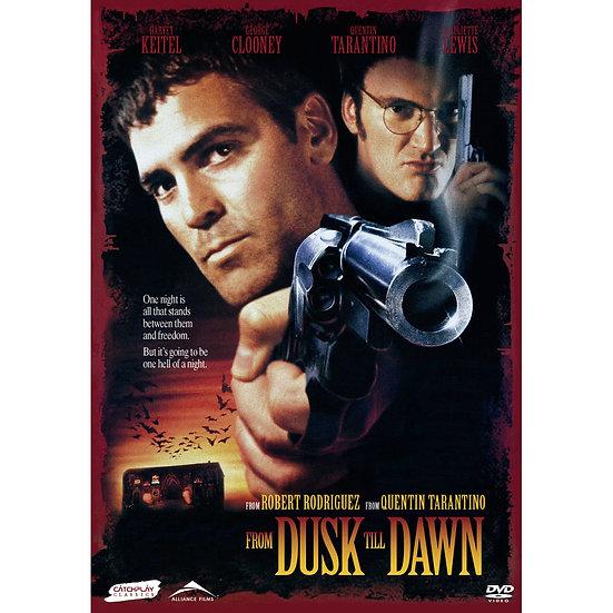 惡夜追殺令 From Dusk Till Dawn (DVD)