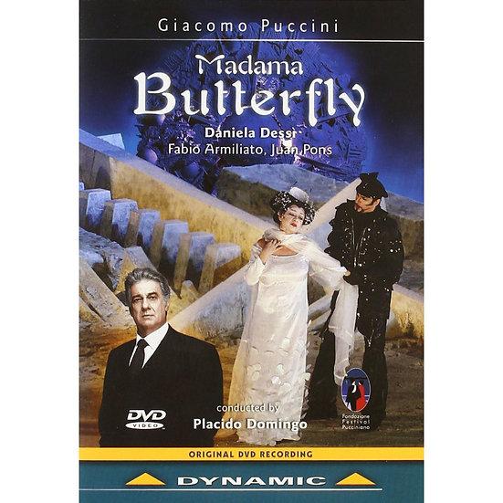 普契尼:歌劇《蝴蝶夫人》 Giacomo Puccini: Madama Butterfly (DVD)【Dynamic】