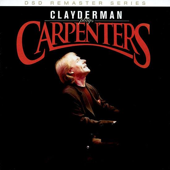 理查.克萊德門:最愛木匠兄妹 Richard Clayderman: Plays Carpenters (CD) 【Evosound】