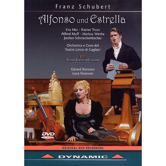 舒伯特:歌劇《阿方索與埃斯特蕾拉》 Franz Schubert: Alfonso und Estrella (DVD)【Dynamic】