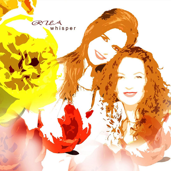 RUA:梵谷之歌 RUA: Whisper (CD) 【Celtic Collection】