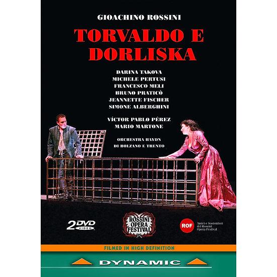 羅西尼:歌劇《托爾瓦多與波莉斯卡》 Gioachino Rossini: Torvaldo e Dorliska (2DVD)【Dynamic】