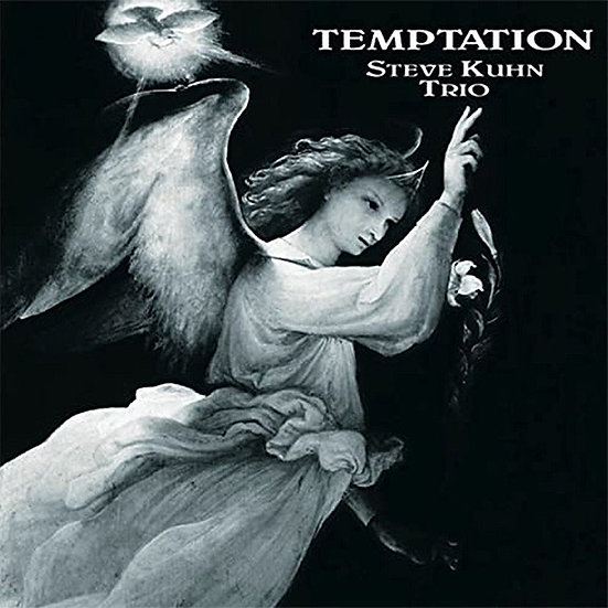 史帝夫.庫恩三重奏:誘惑 Steve Kuhn Trio: Temptation (CD) 【Venus】
