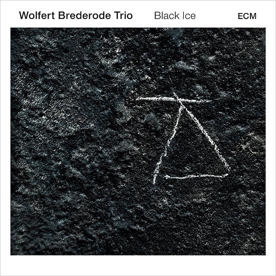 Wolfert Brederode Trio: Black Ice (CD) 【ECM】