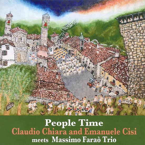 克勞迪歐.基亞拉&埃曼努埃萊.契西:民謠時光 Claudio Chiara & Emanuele Cisi: People Time (CD) 【Venus】