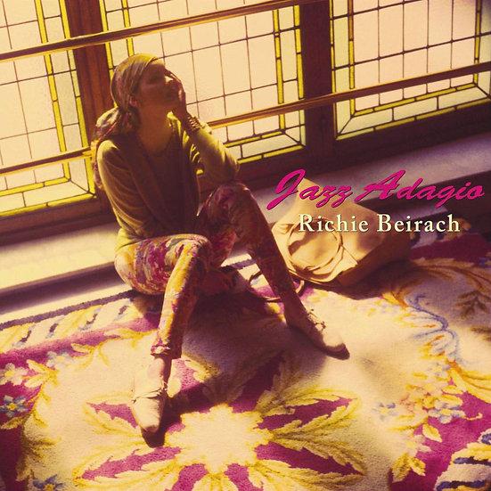 李奇.貝拉齊:慢版爵士 Richie Beirach: Jazz Adagio (CD) 【Venus】