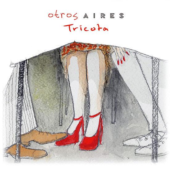 騷動艾利斯:性感毛線衫 Otros Aires: Tricota (CD)
