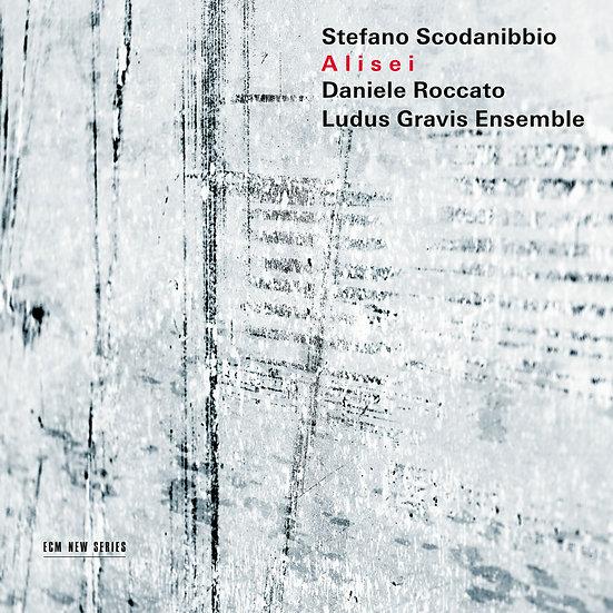 斯特凡諾.斯寇丹尼比歐 Stefano Scodanibbio: Alisei (CD) 【ECM】