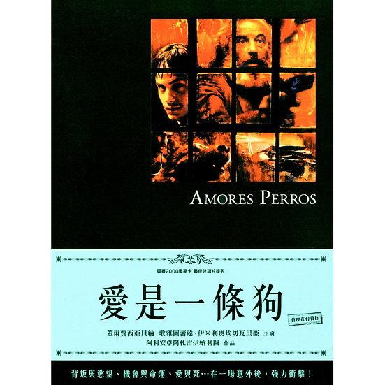 愛是一條狗 Amores Perros (DVD)