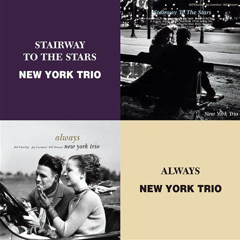 紐約三重奏:星空階梯+艾文柏林歌曲集 (限量2CD豪華決定盤)【Venus】