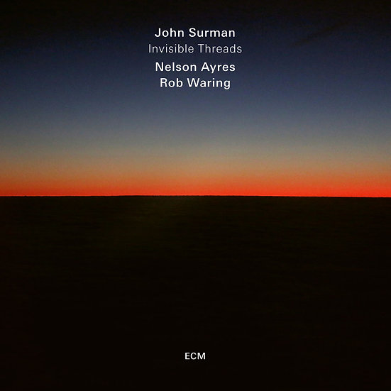 約翰.舒曼:無形的線 John Surman: Invisible Thread (CD) 【ECM】
