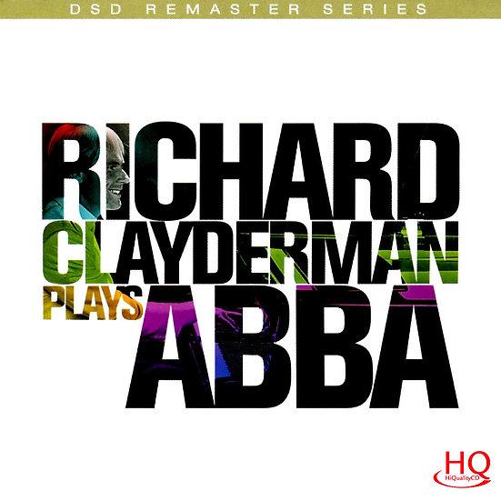理查.克萊德門:最愛ABBA Richard Clayderman: Plays Abba (HQCD) 【Evosound】