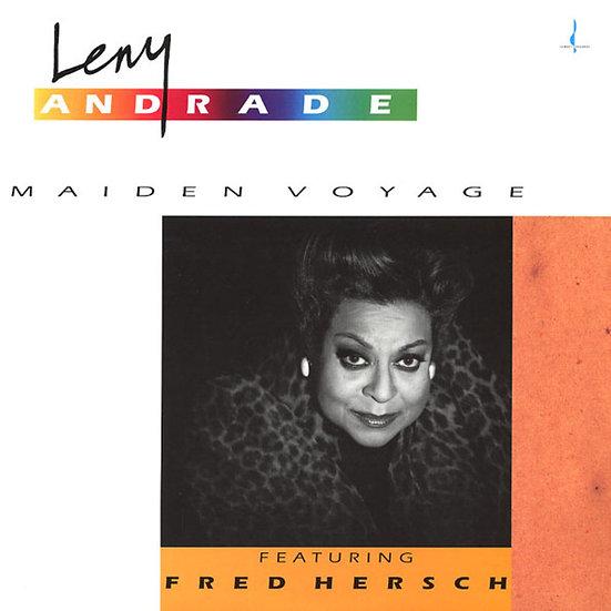 Leny Andrade : Maiden Voyage (Vinyl LP) 【Chesky】