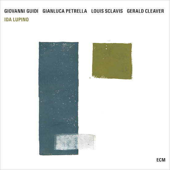 Guidi / Petrella / Sclavis / Cleaver: Ida Lupino (CD) 【ECM】