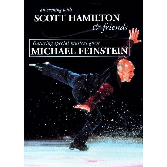 星光之夜 Scott Hamilton - An Evening With Friends Featuring Michael Feinstein (DVD)