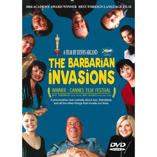 老爸的單程車票 The Barbarian Invasions (DVD)