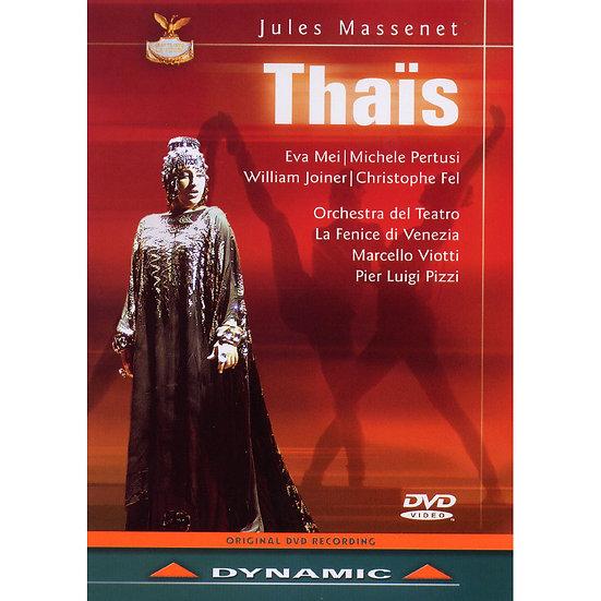 馬斯奈:歌劇《泰伊斯》 Jules Massenet: Thaïs (DVD)【Dynamic】