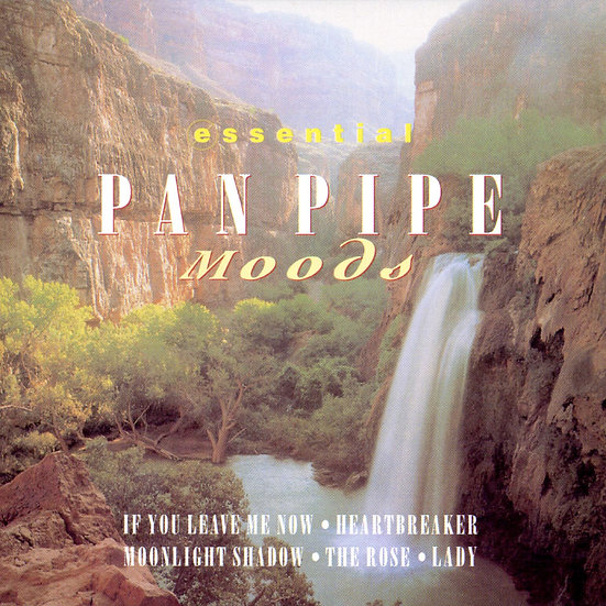 排笛的魅力I Pop Du Monde Orchestra: Essential Pan Pipe Moods (CD)
