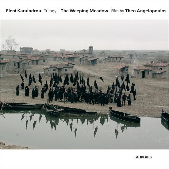 伊蓮妮.卡蘭卓:悲傷草原 Eleni Karaindrou: The Weeping Meadow (CD) 【ECM】