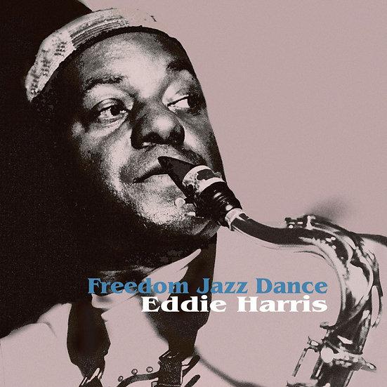 艾迪.哈里斯四重奏:搖擺到天明 Eddie Harris: Freedom Jazz Dance (CD) 【Venus】