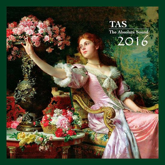 絕對的聲音TAS2016 (限量Vinyl LP)